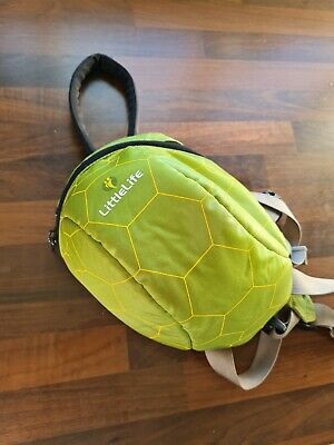 Little Life Turtle Child Backpack With Reins • 1.99£