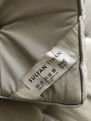 Ikea Sultan Timan Kingsize Matress Topper • 25£