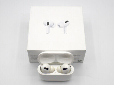 $ CDN73.43 • Buy Apple AirPods Pro In-Ear Headphones With Wireless Charging Case MWP22AM/A Used
