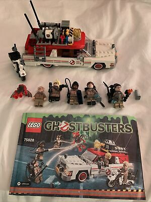 Lego Ghostbusters Ecto 1&2 -75828- Great Condition • 35£