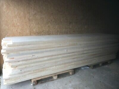 £19 • Buy Scaffold Board Dried Planks Collection Or Delivery  3.9m Long Stored Inside