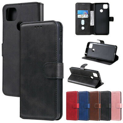 AU7.41 • Buy Slim Wallet Leather Flip Case Cover For Oppo A1 A3S A5 F9 F11 F1S R19 Realme 5