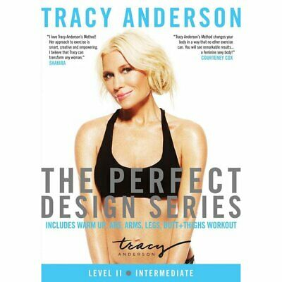 £16.06 • Buy DVD Tracy Anderson Perfect Design  2