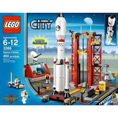 £181.88 • Buy LEGO City: Space Center - 3368 [Building Set 494 Pieces Kids Toy Ages 6-12] NEW