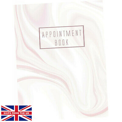 £7.25 • Buy Appointment Book - Tim Star Beautiful (Paperback) - 8 Column Appointment Book...