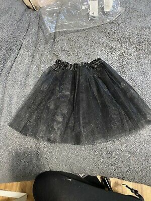 Girls Black Tutu - Brand New In Bag • 0.99£
