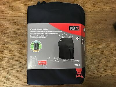 $ CDN37.53 • Buy Weber Grill Cover For SPIRIT 210 Gas Grills Weatherproof With Storage Bag # 7105