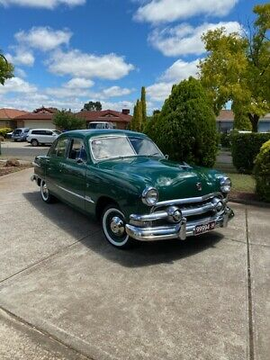 AU21000 • Buy 1951 Ford Twin Spinner Getting Rare Must Go Need Room This Weekend For New Car