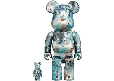 $415 • Buy Bearbrick Pushead #5 400% + 100%