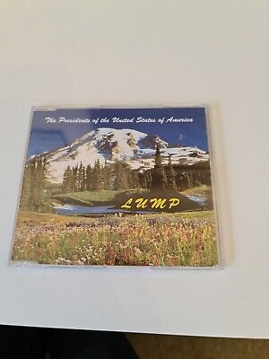 The Presidents Of The United States Of America - Lump (1995 CD Single) • 0.99£