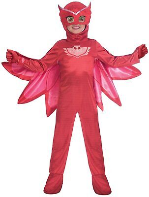 PJ Masks Deluxe Owlette Costume 3-4 YEARS • 23.99£