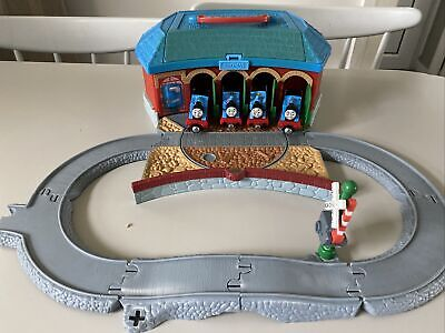 £14.99 • Buy Thomas Take N Play Tidmouth Sheds And Trains Set