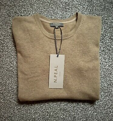 Stunning N Peal Cashmere Jumper RRP£149 • 79.95£