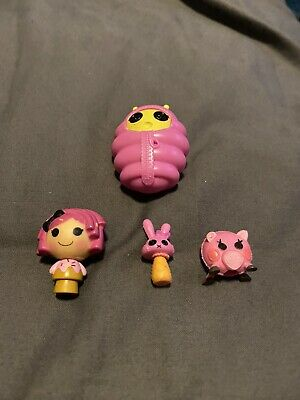 LALALOOPSY Littles Small Figure And Pets • 1.99£