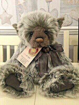 £70 • Buy Charlie Bears Buddy Limited Edition No. 0056/3000