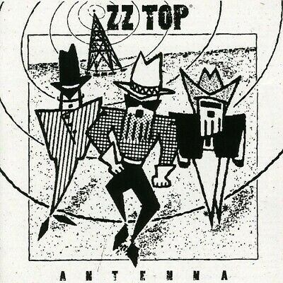 AU21.99 • Buy Zz Top - Antenna - New Cd