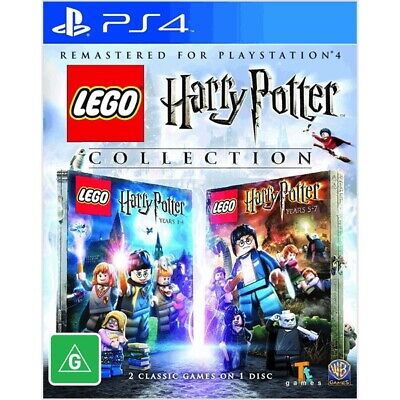 AU31 • Buy LEGO Harry Potter Collection PS4 New In Stock FAST DELIVERY