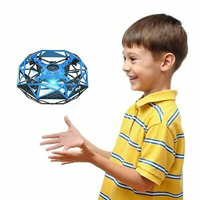 AU39.60 • Buy Hand Operated UFO Drone For Kids Or Adults - Hands Free Mini Drone With 6 Sen...