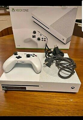 AU200 • Buy Microsoft Xbox One S 500GB Console - White