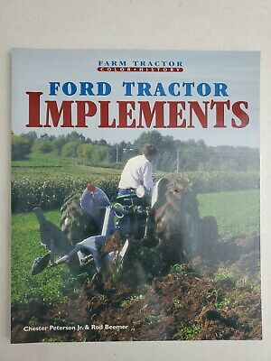 AU46.74 • Buy FARM TRACTOR COLOR HISTORY FORD TRACTOR  IMPLEMENTS By PETERSON Jr. & BEEMER
