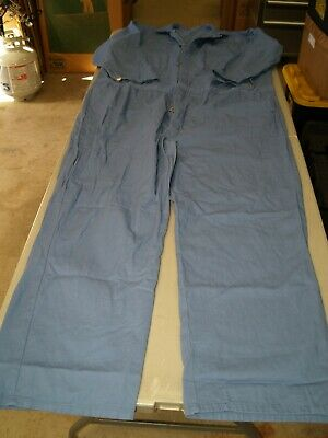 $20 • Buy  Commercial Grade Coveralls Size 58 3xl 100% Cotton