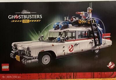 LEGO: Creator Ghostbusters ECTO-1 (10274)BRAND NEW AND SEALED IN HAND • 170£