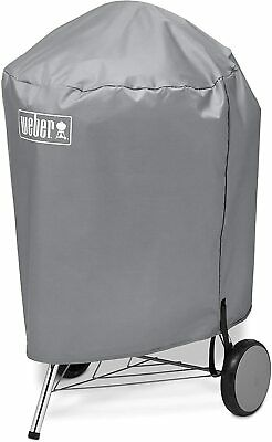 $ CDN18.79 • Buy Weber Cover For 22'' Charcoal Kettle Grills - Gray (7176)