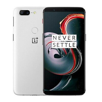 AU222.01 • Buy OnePlus 5T | Grade B+ | Unlocked | Sandstone White | 128 GB | 6.01 In Screen