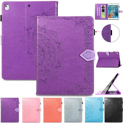 AU26.89 • Buy For IPad 5/6/7/8th Gen Air Mini Smart Magnetic Leather Wallet Stand Case Cover