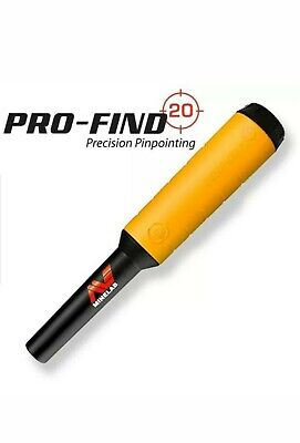 Minelab Pro Find 20 Pinpointer For Metal Detecting  • 99.95£