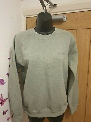 Urban Outfitters Iets Frans Sweatshirt Size S SAGE GREEN  • 25£
