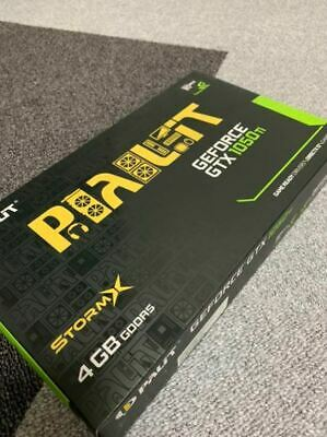 $ CDN374.93 • Buy Used Palit Geforce Gtx1050Ti 4Gb Stormx Ne5105T018G1-1070F