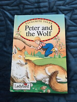 Peter And The Wolf Ladybird Favourite Tales • 1.25£