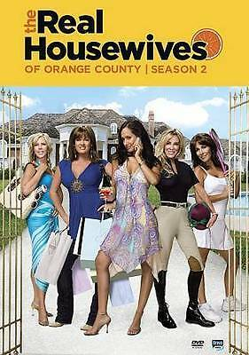 £2.84 • Buy The Real Housewives Of Orange County: Season 2 (DVD, 2010, 3-Disc Set)