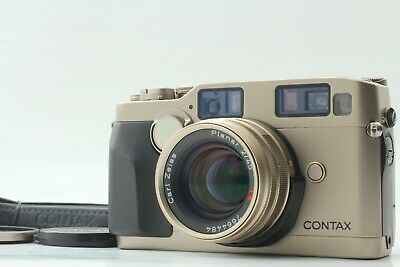 $ CDN2025.59 • Buy  Mint  Contax G2 Rangefinder Film Camera Body + Planar 45mm F/2 T* Lens JAPAN