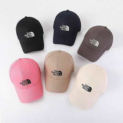 THE NORTH FACE Outdoor Mountaineering Hat Sun Hat Baseball Cap Unisex • 8.99£