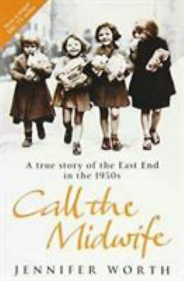 Call The Midwife By Worth, Jennifer • 3.58£