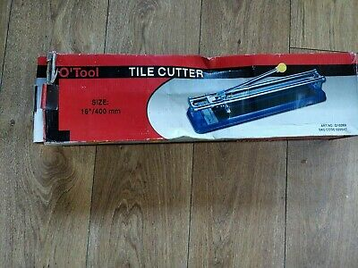 O'Tool Manual Tile Cutter.... Bathroom Wall Floor • 7.50£