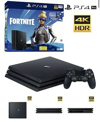 AU100 • Buy PS4 Pro 1TB - Fortnite Neo Versa Bundle *** NEW ***