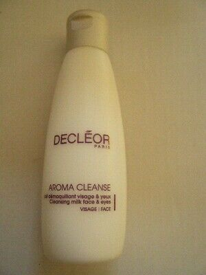 Decleor Aroma Cleanse Cleansing Milk For Face & Eyes 75ml New • 7.25£