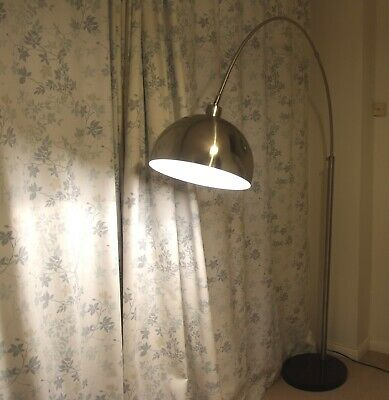 Mercury Row 200cm Derosier Arched Floor Lamp With Foot Switch • 40£