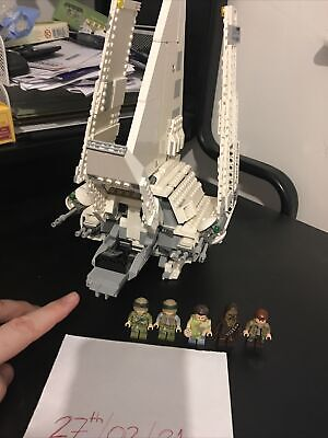 Lego Star Wars Imperial Shuttle Tydirium 75094 Used/ Displayed Condition • 55£