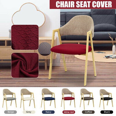AU12.41 • Buy Stretch Elastic Chair Seat Cover Slipcover Removable Home Dining Wedding  AU1
