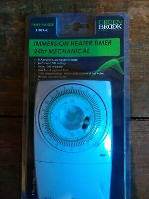 Greenbrook Immersion Timer • 12.50£