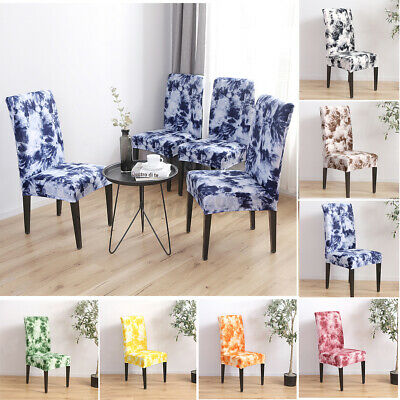 AU9.50 • Buy Chair Cover Protector Bag Stretch Slipcover Washable Cover Banquet Dining Seat