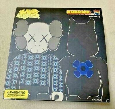 $156 • Buy KAWS Kubrick Bus Stop No 2 100% JAPAN Original Fake BE@RBRICK Medicom Toy