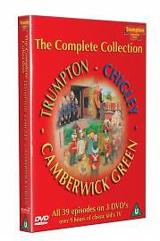 £29 • Buy Trumpton - Chigley - Camberwick Green. The Complete Collection [DVD] [1969]