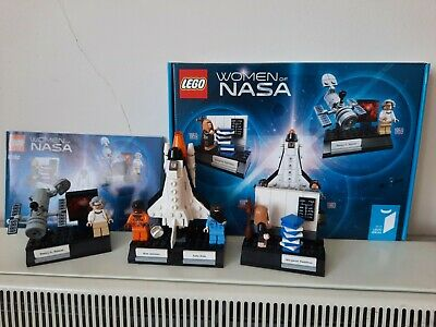 Lego Ideas Women Of NASA - 21312 - Retired Set -made Once- STEM Scientists Girls • 28£