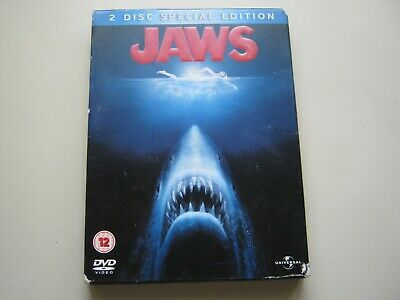 Jaws - 2 Disc Special • 2.20£