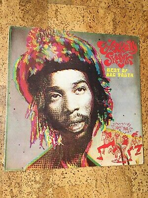 Big Youth - Everyday Skank, Best Of Big Youth (Vinyl LP, Reggae Album) 1980 VG/V • 9.99£